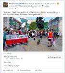 JU-Vorsitzender auf poln. Nazi-Demo_k